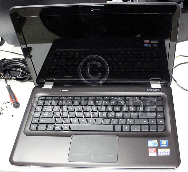 HP Pavilion DV6 3000 Laptop Repairs