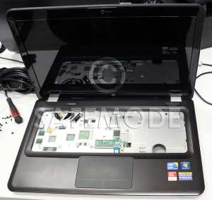 HP Pavilion DV6 3000 Laptop Repairs
