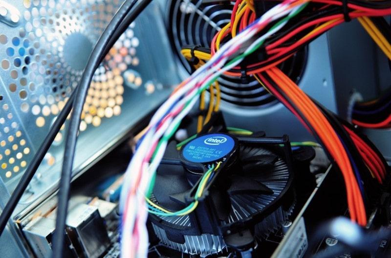 desktop computer fan
