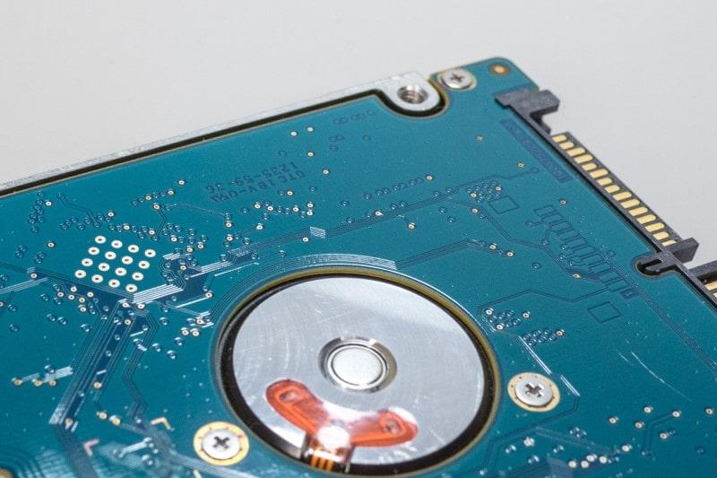2.5-inch hdd hard drive
