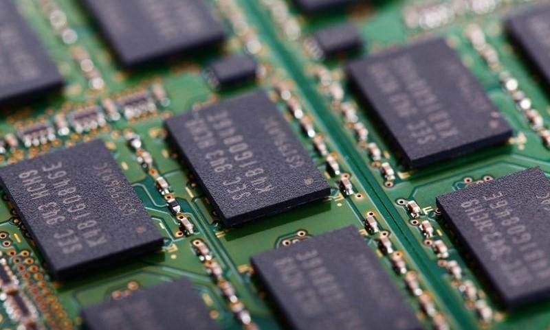 RAM on motherboard