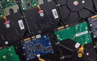 Data storage devices hard drives